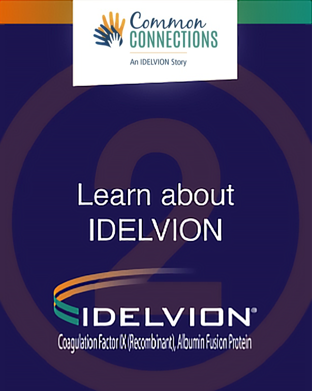 LEARN ABOUT IDELVION