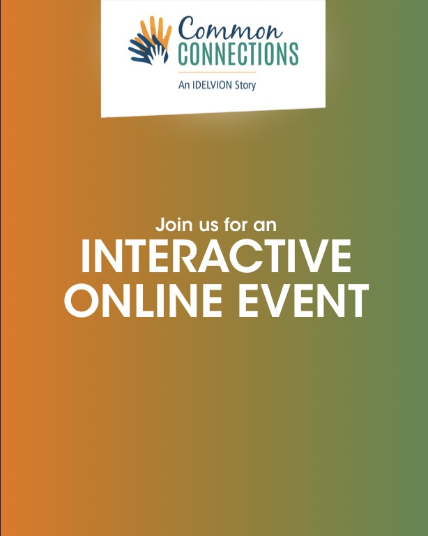JOIN US FOR AN INTERACTIVE ONLINE EVENT
